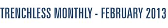 February 2013 Monthly Newsletter