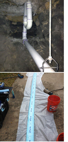 under slab plumbing