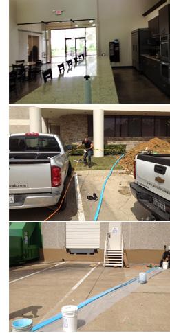 Non-Invasive Rehabilitation at S. Dallas Business Park