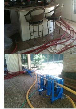 residential water line repair
