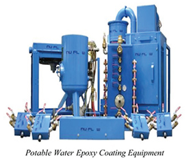 epoxy coating equipment