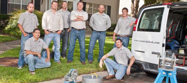 sewer leak plumbers