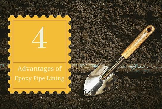 4 advantages epoxy pipe lining