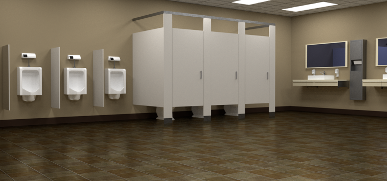 How to Fix a Slow Flushing Toilet at Your Office