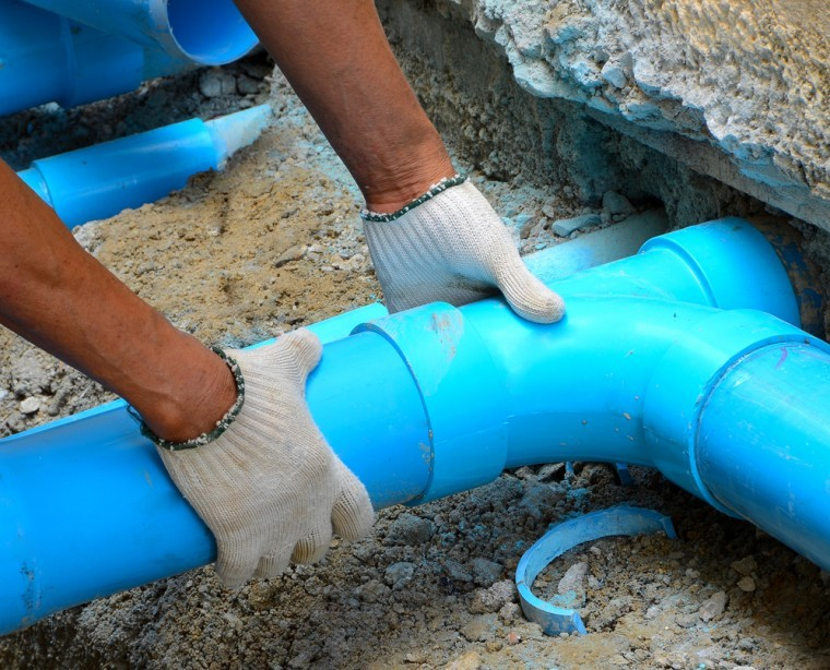 Austin sewer pipe repair