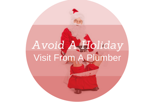 Avoid A Holiday Visit From A Plumber