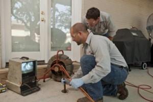 Fort Worth slab leak detection