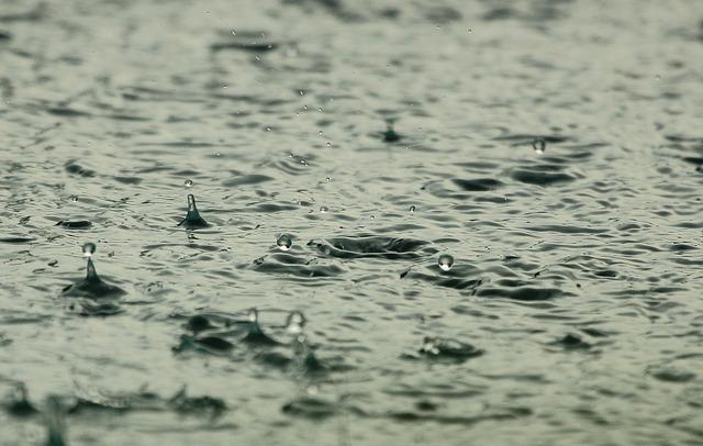 harvested rainwater
