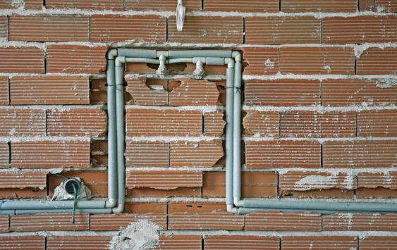 residential plumbing in DFW