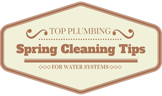 top plumbing spring cleaning tips