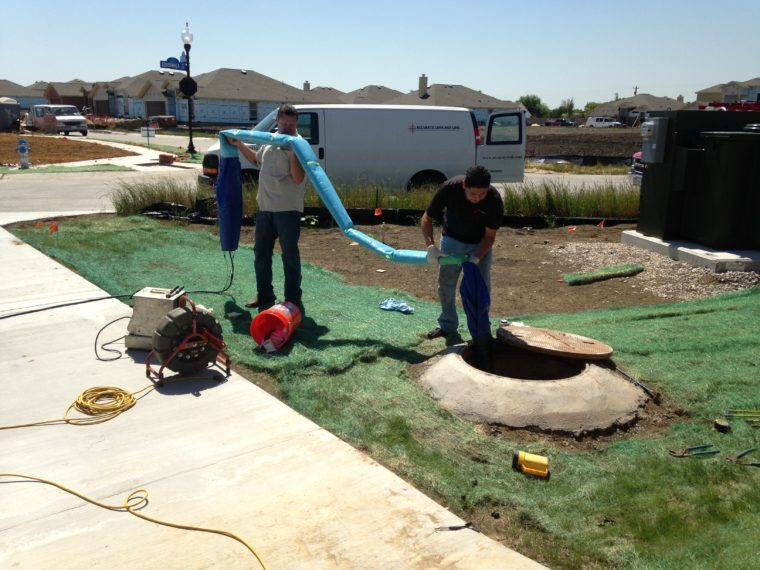 trenchless plumbing experts